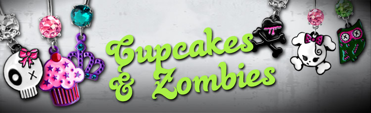 Cupcake & Zombie Belly