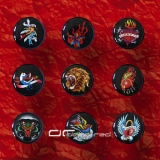 »»» 9er SET TATTOO ACRYL SADDLE PLUG 8593